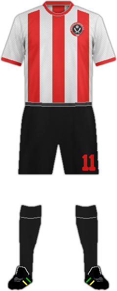Camiseta SHEFFIELD UNITED F.C.