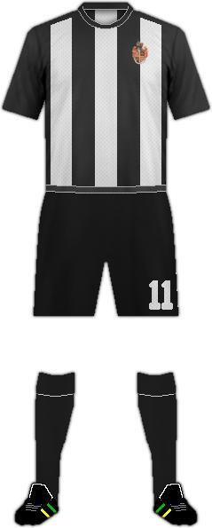Equipación SPENNYMOOR TOWN F.C.
