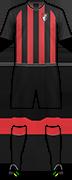 Equipación AFC BOURNEMOUTH