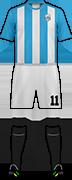 Equipación HUDDERSFIELD TOWN AFC