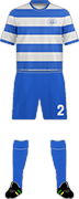Equipación OXFORD CITY F.C.