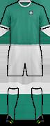 Equipación PLYMOUTH ARGYLE FC