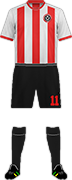 Equipación SHEFFIELD UNITED F.C.
