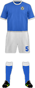 Equipación STOCKPORT COUNTY F.C.