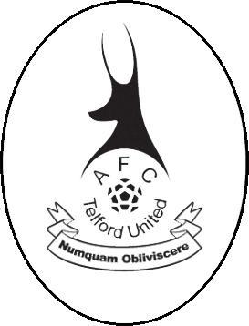 Escudo de A.F.C. TELFORD UNITED (INGLATERRA)