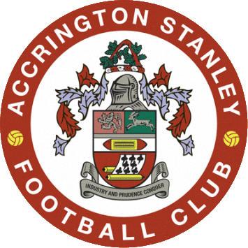Escudo de ACCRINGTON STANLEY FC (INGLATERRA)