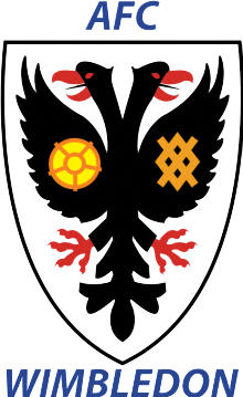 Escudo de AFC WIMBLEDON (INGLATERRA)