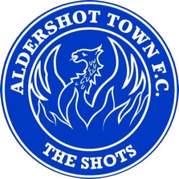 Escudo de ALDERSHOT TOWN F.C. (INGLATERRA)