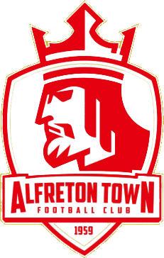 Escudo de ALFRETON TOWN F.C. (INGLATERRA)