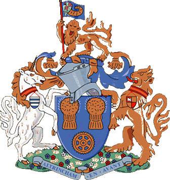Escudo de ALTRINCHAM F.C. (INGLATERRA)