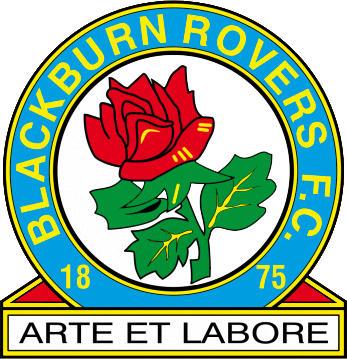 Escudo de BLACKBURN ROVERS F.C. (INGLATERRA)