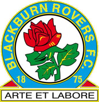 Escudo de BLACKBURN ROVERS (INGLATERRA)