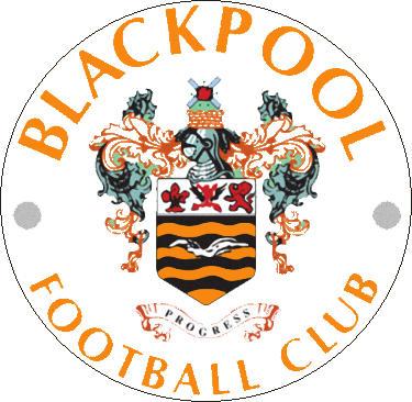 Escudo de BLACKPOOL F.C. (INGLATERRA)