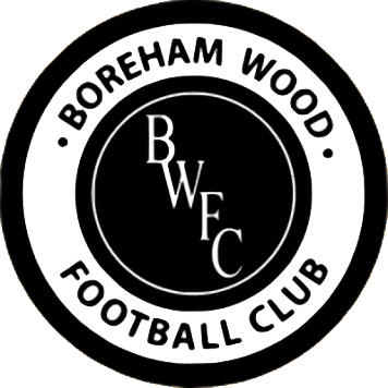 Escudo de BOREHAM WOOD F.C. (INGLATERRA)