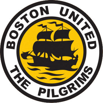 Escudo de BOSTON UNITED F.C. (INGLATERRA)