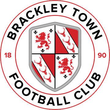 Escudo de BRACKLEY TOWN F.C. (INGLATERRA)