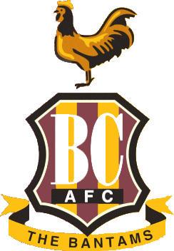 Escudo de BRADFORD CITY A.F.C. (INGLATERRA)