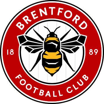Escudo de BRENTFORD F.C. (INGLATERRA)