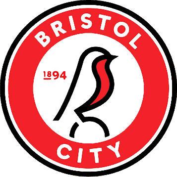 Escudo de BRISTOL CITY F.C. (INGLATERRA)