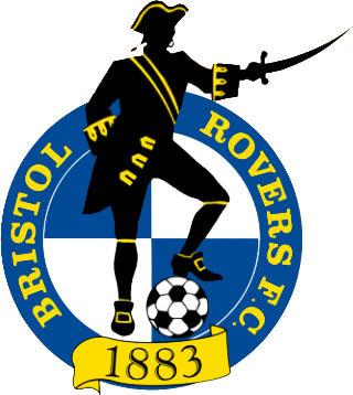 Escudo de BRISTOL ROVERS FC (INGLATERRA)