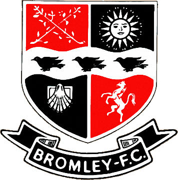 Escudo de BROMLEY F.C. (INGLATERRA)