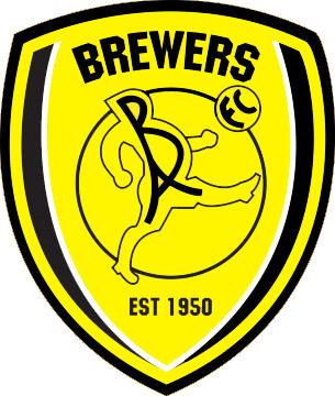 Escudo de BURTON ALBION F.C. (INGLATERRA)