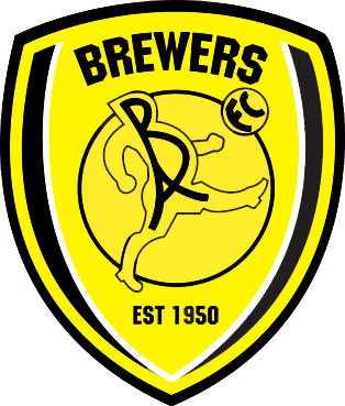 Escudo de BURTON ALBION FC (INGLATERRA)