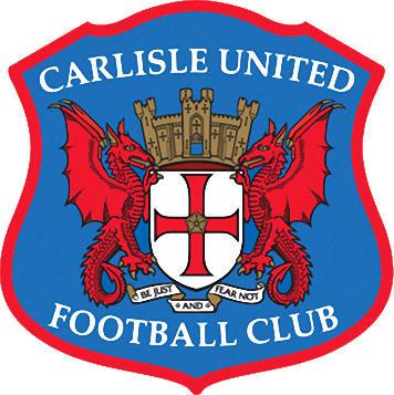Escudo de CARLISLE UNITED FC (INGLATERRA)