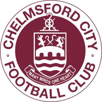 Escudo de CHELMSFORD CITY F.C. (INGLATERRA)