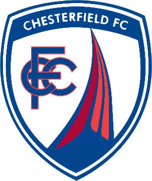 Escudo de CHESTERFIELD FC (INGLATERRA)