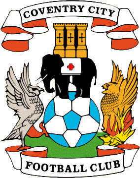 Escudo de COVENTRY CITY FC (INGLATERRA)