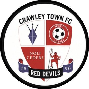 Escudo de CRAWLEY TOWN FC (INGLATERRA)