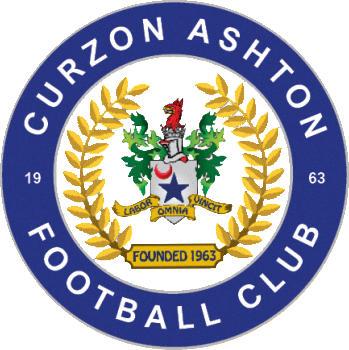 Escudo de CURZON ASHTON F.C. (INGLATERRA)