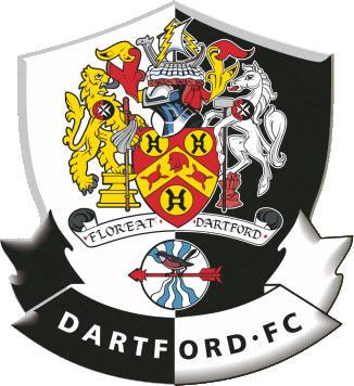Escudo de DARTFORD F.C. (INGLATERRA)