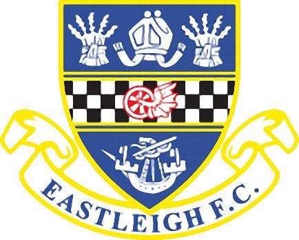 Escudo de EASTLEIGH F.C. (INGLATERRA)