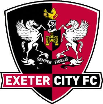 Escudo de EXETER CITY FC (INGLATERRA)