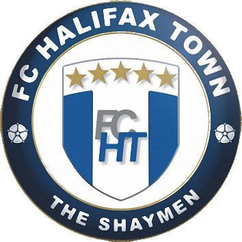 Escudo de F.C. HALIFAX TOWN (INGLATERRA)