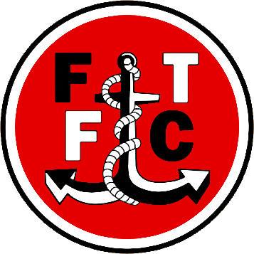 Escudo de FLEETWOOD TOWN F.C. (INGLATERRA)