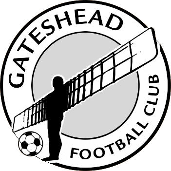 Escudo de GATESHEAD F.C. (INGLATERRA)