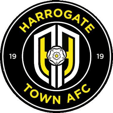 Escudo de HARROGATE TOWN F.C. (INGLATERRA)