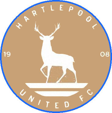 Escudo de HARTLEPOOL UNITED FC (INGLATERRA)