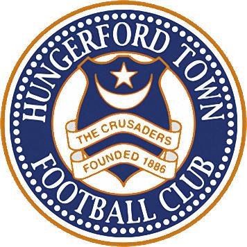 Escudo de HUNGERFORD TOWN F.C. (INGLATERRA)