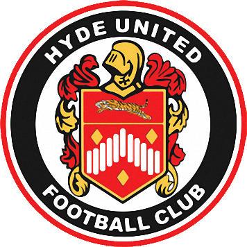 Escudo de HYDE UNITED F.C. (INGLATERRA)