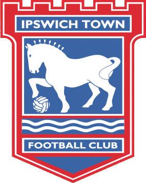 Escudo de IPSWICH TOWN F.C. (INGLATERRA)