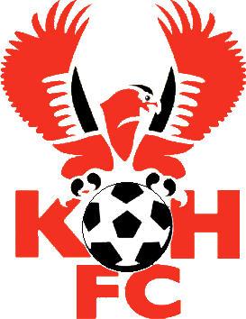 Escudo de KIDDERMINSTER HARRIERS F.C. (INGLATERRA)