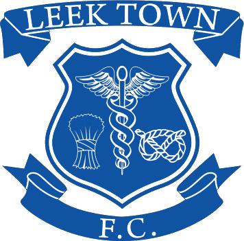 Escudo de LEEK TOWN F.C. (INGLATERRA)