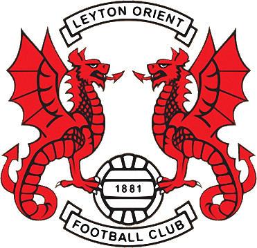 Escudo de LEYTON ORIENT FC (INGLATERRA)