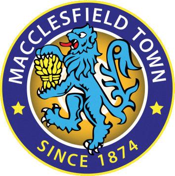 Escudo de MACCLESFIELD TOWN F.C. (INGLATERRA)