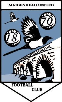 Escudo de MAIDENHEAD UNITED F.C. (INGLATERRA)