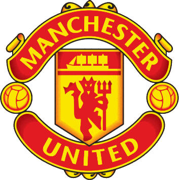 Escudo de MANCHESTER UNITED F.C. (INGLATERRA)